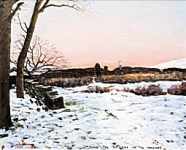 Peter Brook - Watching The Sun Rise in The Pennines