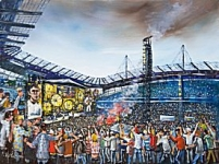 Phil George - Stone Roses at the Ethiad