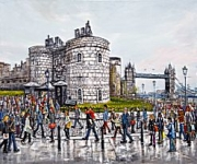 Phil George - Tower of London and Tower Bridge