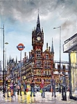 Phil George - St Pancras Clock Tower
