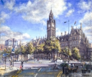Stacey Manton - Alfresco Dining, Albert Square
