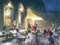 Bob Richardson - An Evening at Cafe Florian
