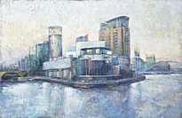 Stephen Campbell - Smokey Evening Salford