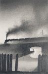 Trevor Grimshaw - Canal and Train