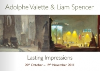Adolphe Valette & Liam Spencer - Lasting Impressions