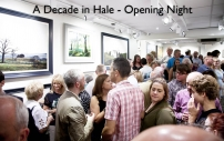 A Decade in Hale - Opening night