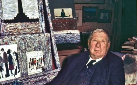 FEATURED VIDEO: L.S. Lowry BBC Documentary