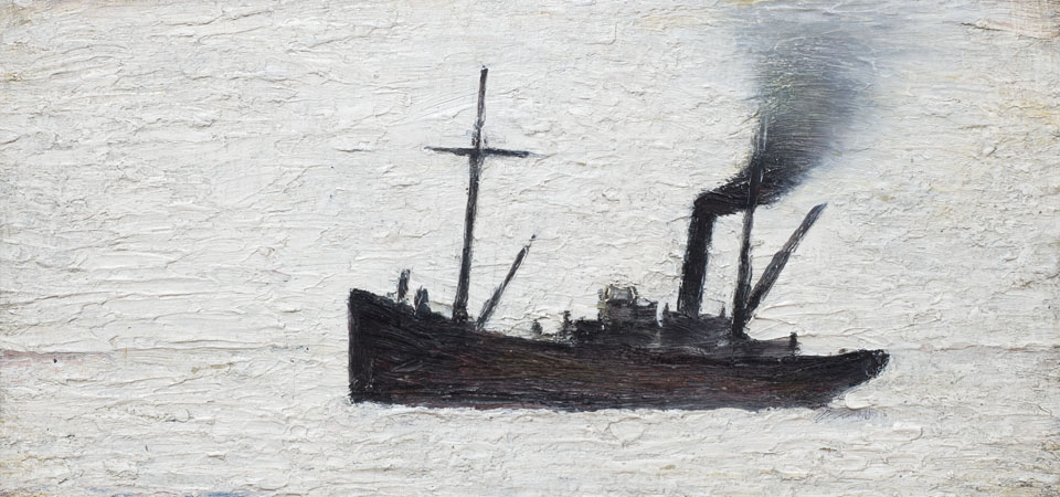 Lowry On The Clyde