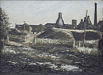 Maurice Wade - Old Lime Kiln, Longport
