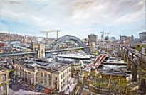 Phil George - Micks View Over The Tyne