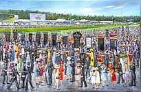 Phil George - The Rails - Royal Ascot