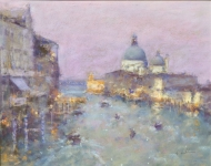 Bob Richardson - Early Evening on The Grand Canal