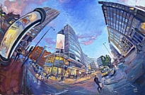 Stephen Campbell - Station Approach Piccadilly