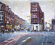 Reg Gardner - Port Street and Lever Street