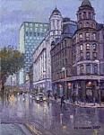 Reg Gardner - Quay Street Summer Shower