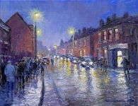 Reg Gardner - After The Match Bradford Road