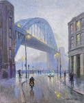 Reg Gardner - Tyne Bridge